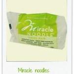 [KOSTHOLD] Shirataki-nudler / miracle noodles