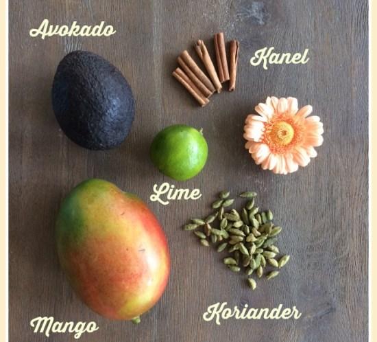 Gode smakskombinasjoner med mango