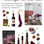 [SHOPPING] 10 ting på ønskelista i høst
