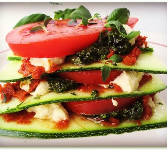 Sunn-oppskrift-på-raw-food-lasagne