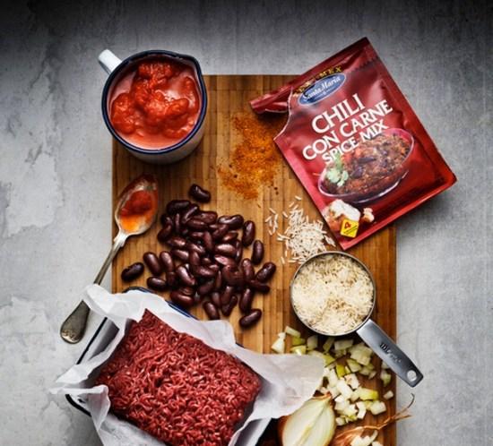 TEX MEX: Oppskrift-på-kjapp-og-enkel-chili-con-carne