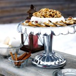 Nøtter, ost og pepperkaker til årets gløgg