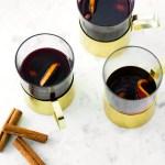 Rødvinsgløgg med portvin og cognac