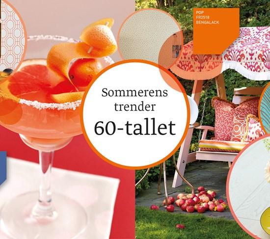 INTERIØRTIPS Sommerens trender 60-tallet