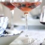 DRIKKE: Velkomstdrink til nasjonaldagen – 17.mai-drink i rødt, hvitt og blått
