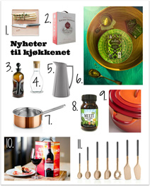 SHOPPING-Høstens-nyheter-til-kjøkkenet---mat-og-drikke