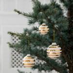 Omaggio – jul med ikoniske designstriper