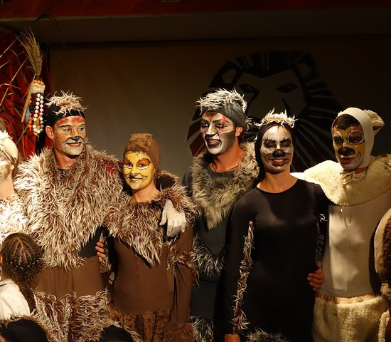 Reisetips - reis med barn til New York - musical Lion King