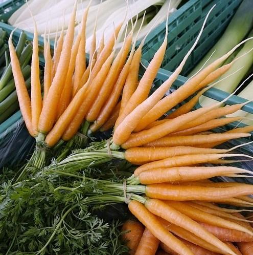 GULRØTTER Næringsinnhold, sesong, oppbevaring og tilberedning