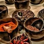 Hjemmelaget krydder i gjenbrukte krydderglass