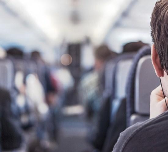 Hvordan få oppgradering på fly