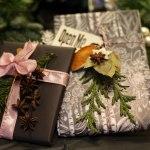 Personlig og kreativ gaveinnpakking (som dufter deilig!)