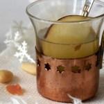 Meny til gløggkveld: Eplegløgg og pepperkaker med chevrekrem