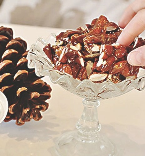 Oppskrift på enkle og raske karameller