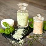 Grunnoppskrift på urtesalt