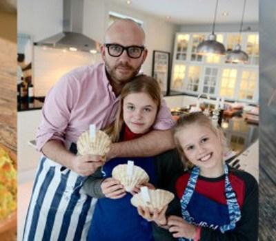 Slik får han barna til å elske sjømat – alenepappa avslører sine triks