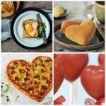 Den aller søteste menyen til morsdag og Valentine