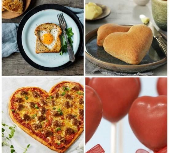 Den aller søteste Valentines-menyen