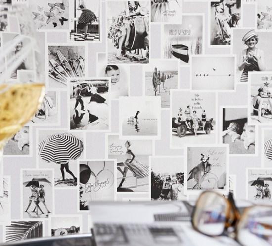 Riviéra Maison lanserer egen tapetkolleksjon som fås hos Borge Tapet