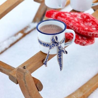 Varm sjokolade og kakao –5 vinterfavoritter