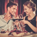 Den mest romantiske maten til kjærestemiddag og date