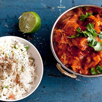 Tikka Masala – indisk gryte med krydderris