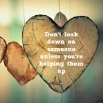 Når et lite hjerte er nok