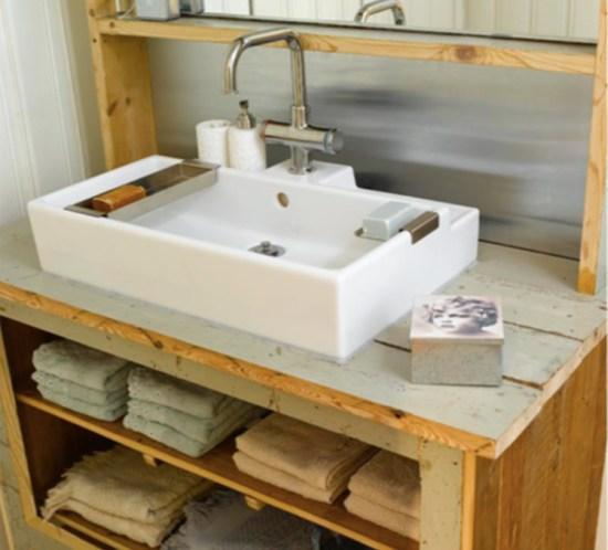 INTERIØRTIPS - DIY Det gamle baderommet vårt