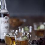 Kjapp og enkel sommerdrink med kun to ingredienser: Pimm's