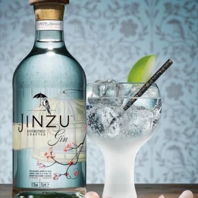 Ny gin med japansk vri (i den lekre flasken!)
