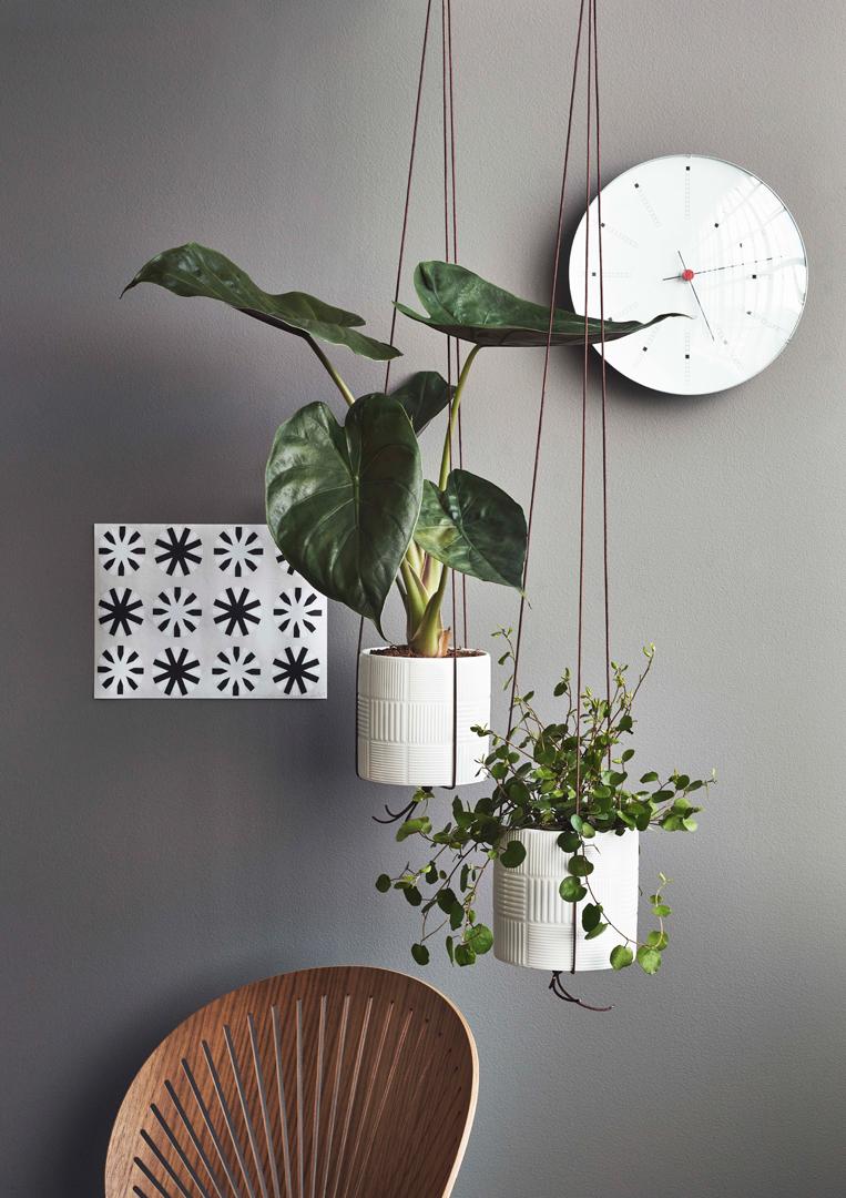 Blomsterpotter - nytt - nyhet -kjøkken - Rosendahl
