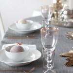 Magisk med metaller: Vakkert bord i gull, sølv, kobber, messing og bronse