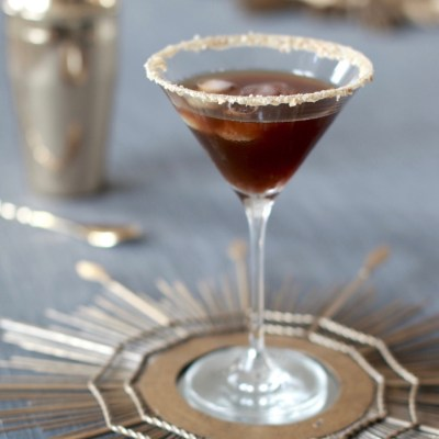 Espresso Hasselnøtt Martini