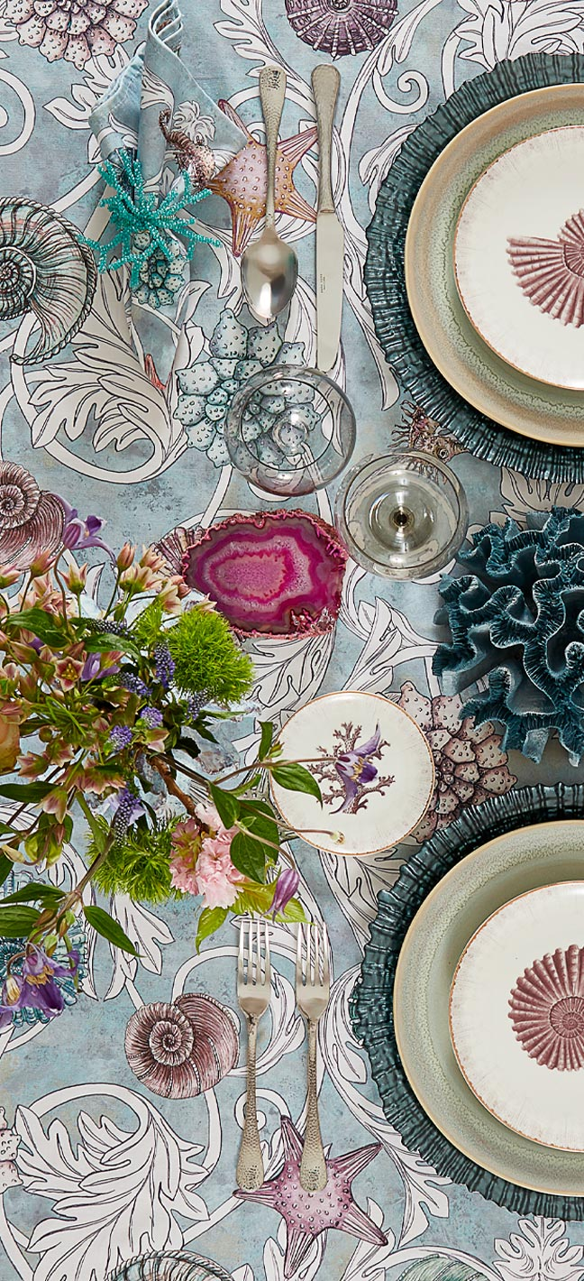Kreative bord fra Zara Home