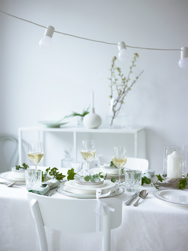 1 Borddekkingsinspo til bryllup