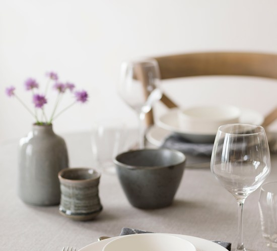 5 creative table settings with Duet plates from Rosendahl