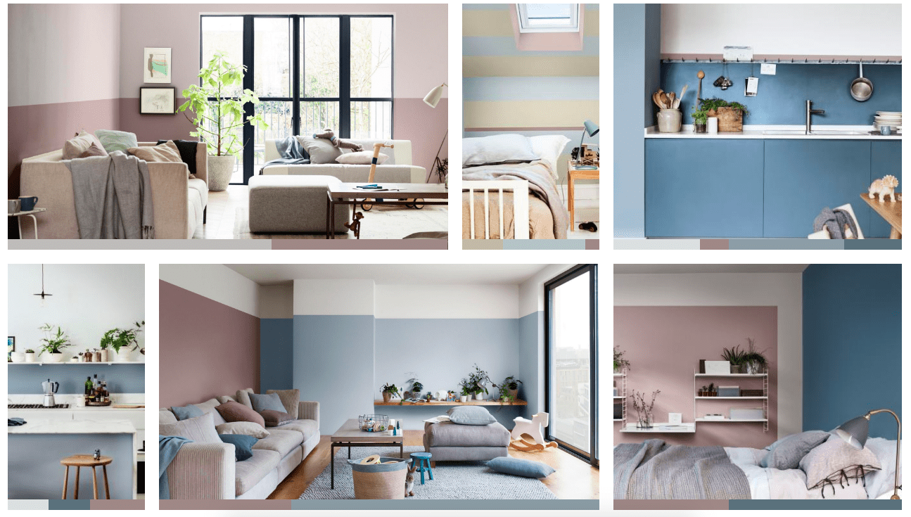 Color of the Year 2018 Nordsjö collection