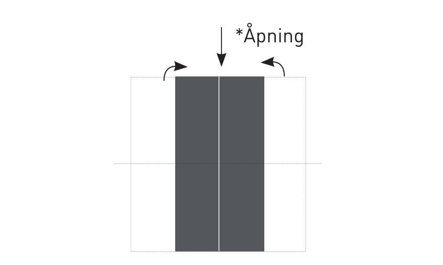 Napkin folding star 2