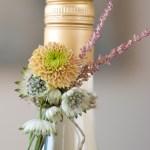 7 kreative ideer til innpakning og dekor av flasken