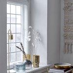 Sånn lager du dekorative stilleben i vinduskarmen