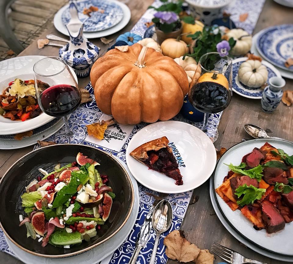 TRAVEL TIPS: Restaurant in Budapest - Vintage Garden Bistro