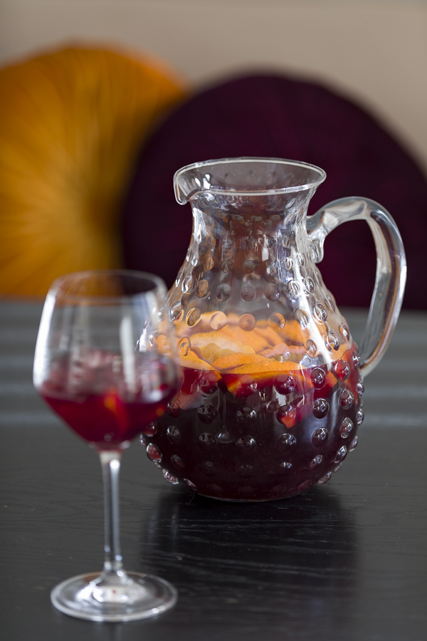 Sangria with Aperol - Recipe on my blog mariannedebourg.no