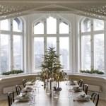 Det vakreste julebordet er hvitt!