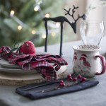 Jeg dekker julebord (video + borddekkingstips!)