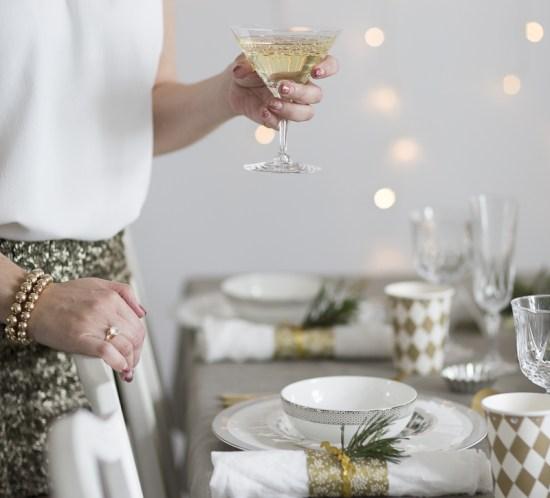 FESTBORD nyttaar drink cocktail