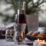 Rødvinsgløgg, hvitvinsgløgg – og alkoholfri gløgg med eplemost