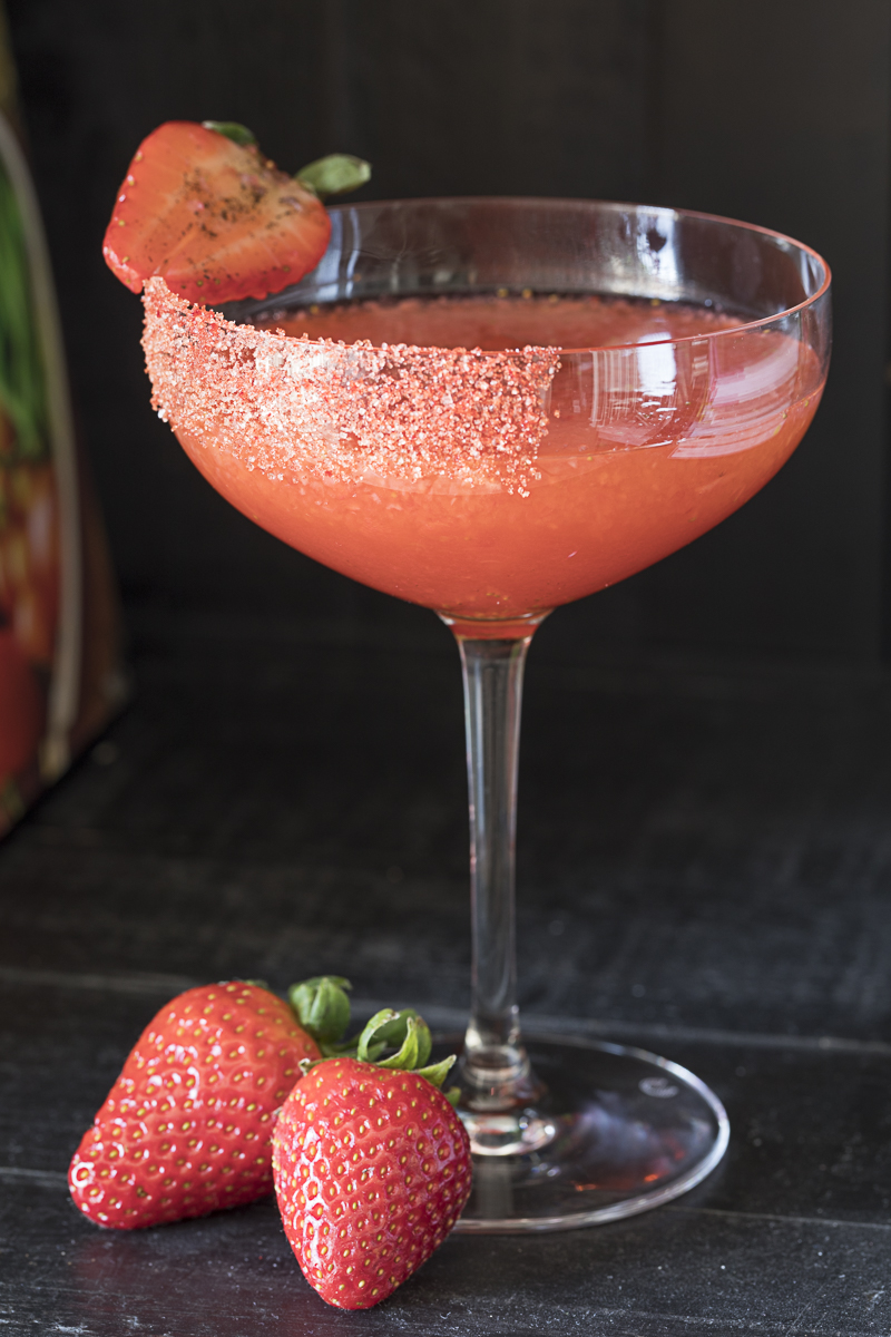 VELKOMSTDRINKEN Strawberry Daiquiri
