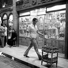 Khan el-Khalili, Cairo, Egypt.