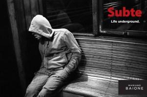 Subte - Life Underground - Front