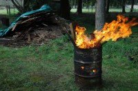 Raku! Pyromaniac?! - I Think I Am One. - Marian Williams ...